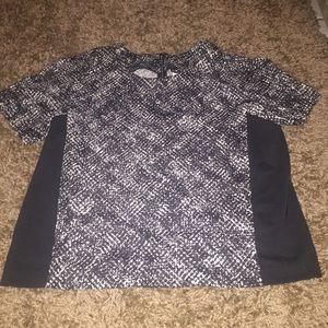 DKNY women's blouse size medium EUC